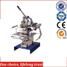 TJ-1 2015 Leather handbags hotstamping machine ladies bags hot stamping machine embossing equipment for small business at home