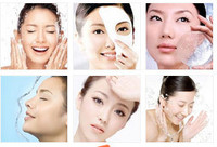 selling crystal face lift gold collagen crystal whitening mask
