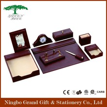 Executive PU Leather Office Business Gift Set