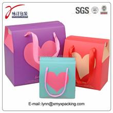 custom gift wedding paper bag