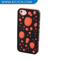 high quality and good idea design felt phone case