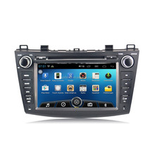 For 2012 Mazda 3 Car DVD GPS Android Navigation Quad Core Radio MP5 Wifi 3G RDS DVR OBD Mirror Link Capacitive Screen