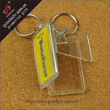 Manufacturers Selling High quality clear acrylic keychains wholesale