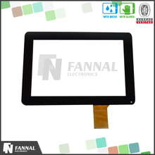 Glass+Glass Structure EXC3062 USB Interface 10.1 inch usb touch screen
