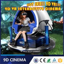 VR 3D 360 Glasses VR 3D Glasses Motion Rides For 5D 7D 9D Cinema In Amusement 9D Game Machine For New Investment