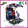jogo de diversões indoor centro ma-qf301-3 máquina de dança