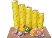 Clear Fresh Pvc Cling Film for Food and Vegetable Wrap Manufacturer