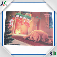 indian god 3d lenticular poster printing, good quality poster
