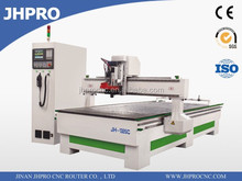 Reliable Manufacturer!!!Jinan JHPRO High effiency and Competitive price JH-1325C Linear atc cnc wood router