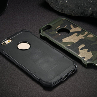 2015 New Fashion 4.7 inch Ultra Thin Shockproof Cool Camouflage Color Case For iPhone 5 Case