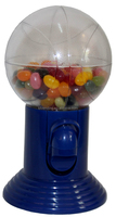 $0.86/pcs most competitive price Basketball Gumball Vending Machine