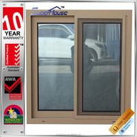 AS2047 Aluminum profile sliding windows/small sliding windows/interior sliding window