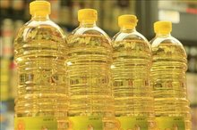 Refined soybean oil in bulk