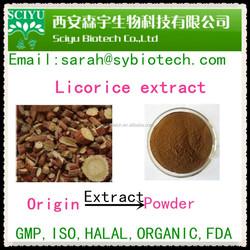 Supply Herbal Licorice extract