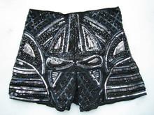 Ladies New Sequin Shorts Design