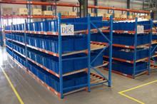 industrial carton Warehouse Shelving flow gravity rack storage manufacturer