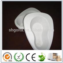 Comadre dispos fornecedor/pan descartáveis/descartáveis forro de cama