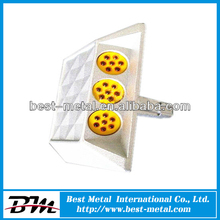 Factory whole Sale Low Price for 21 Glass Beads Reflector Metal Aluminum pavement markings