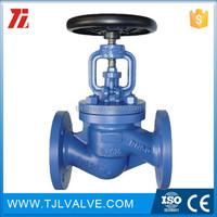 pn10/pn16/pn25 flange type cheap valve game good quality