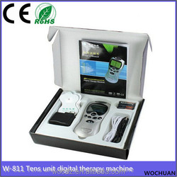 2 channel hot selling eelctric body health care ems tens unit muscle stimulator