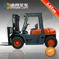 5t diesel engine forklift truck china supplier top industrial distributors