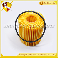 Wholesale Top Quality Engine Oil Filter With Lowest Price For Toyota Auris Corolla Oil Filter OE 04152-31080