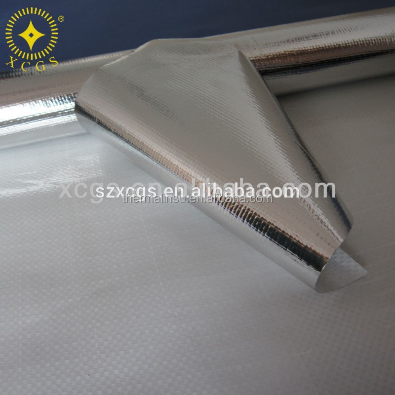 Roof Heat Insulation Foil Fabric Material Buy Roof Heat