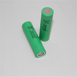 New Green Original INR18650 samsung-25R lithium polymer battery 11.1v 3 cell