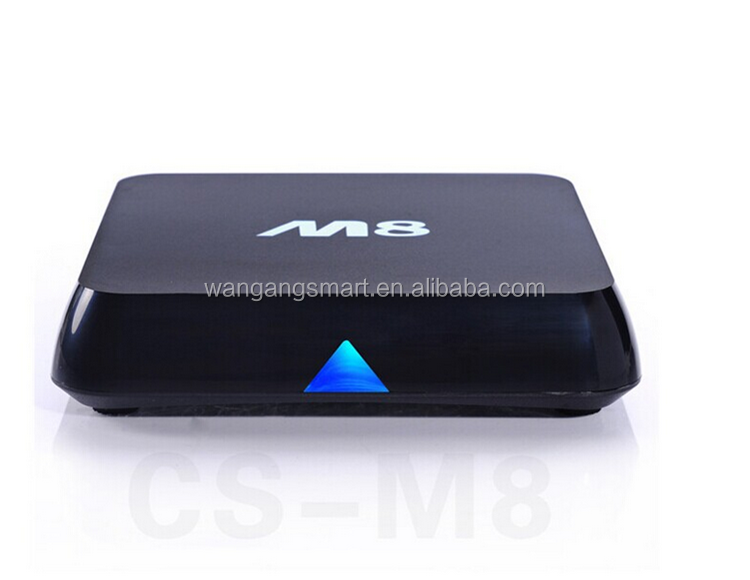 cheapest android tv box mx8 android tv box amlogic s802