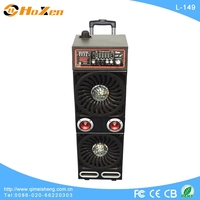 das audio digital sound box mini portable speaker rechargeable battery touch