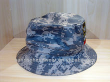 custom army camo bucket hat