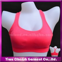 New Arrival hot sale sport bra yoga sexy bra with delicate embroideryfitness for women