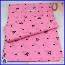 wholesale alibaba plastic shopping bags with patch handle