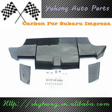 FOR Subaru Impreza 10th GRB STI Varis Style Bodykits CARBON FIBER/FRP FIBER GLASS