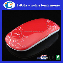 2.4ghz Wireless Mouse Ultra Touch Mouse For Computer