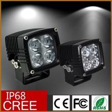 40W LED working light 27v double light bar mount clamp