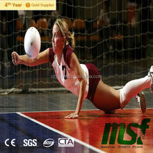 Volleyball Court Design - Official Sports Flooring Surface