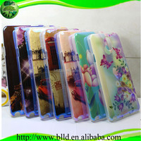 Colorful Glossy TPU 3d phone case for Samsung galaxy note 3