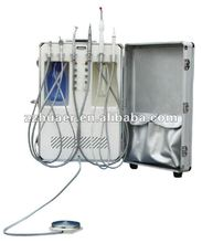 Mobile dental unit with new package