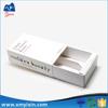 OEM product white paper storage sliding drawer box