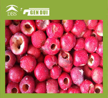 Frozen Hawthorn Berry 100% fresh pitted whole haw berry