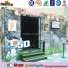 Qingfeng 5d 7d 9d équipement de cinéma 5d cinéma chaise à vendre