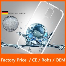 Wholesale Ultra Thin Transparent Clear Slim Soft TPU Cell Phone Case For Samsung Galaxy S6 G9200