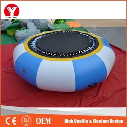 Inflatable Water Game, high quality water game flooring