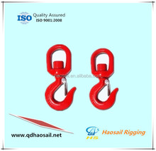 Swivel Hook Carbon for wire rope slings