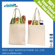 2015 promotional fashion shopping bag   canvas family shopping bag