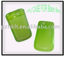 Mobile phone case(TPU case Soft case for BlackBerry 9630/Tour)