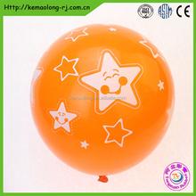 albero di natale decorazioni palloncini