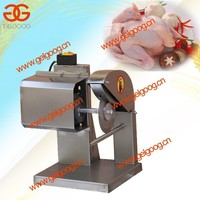 Duck Meat Cutting Machine|Poultry Processing Equipment|Total Stainless Steel Chicken Meat Cutter