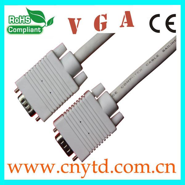 Hot sale high quality vga rca